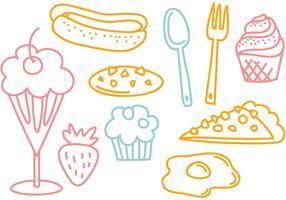 Free Food Vectors
