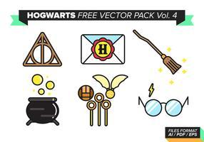 Hogwarts Free Vector Pack Vol. 4
