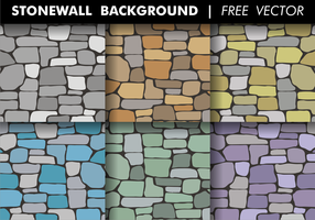 Stonewall Background Free Vector