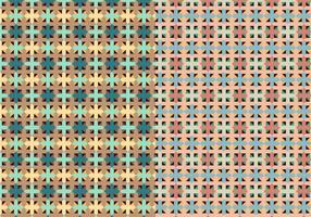 Square Set Decorative Pattern