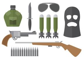 Free World War 2 Icons Vector