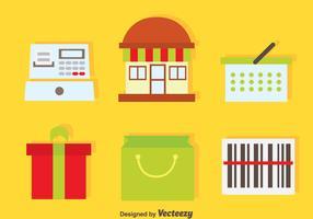 Shopping Element Icons