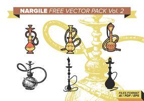 Nargile Free Vector Pack Vol. 2