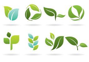 Leaves Logos