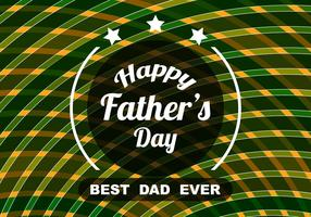 Free Vector Modern Colorful Father's Day Background