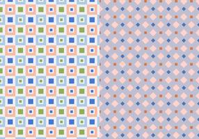 Two Set Geometric Pattern