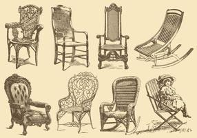 Old Style Chairs