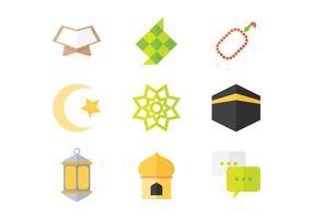 Ketupat Ramadan Icon