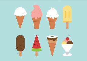 Free Flat Ice Creams