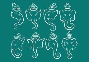 Ganesh logos