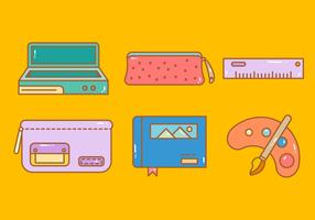 Free Pencil Case Vector 3