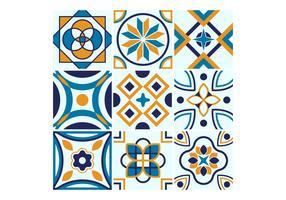 Free Portuguese Tile Vectors