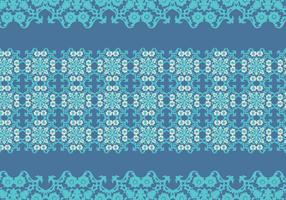 Portuguese Tile Pattern Vector