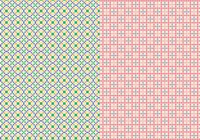 Stitch Geometric Pattern
