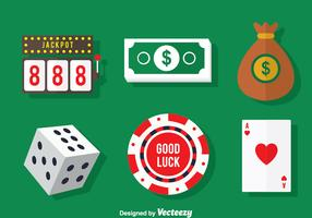 Casino Element Vector