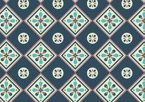 Dark Blue Tiles