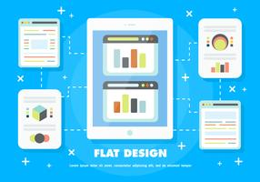 Free Flat Design Vector