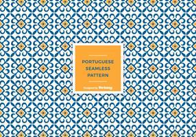 Free Portuguese Tile Vector Pattern