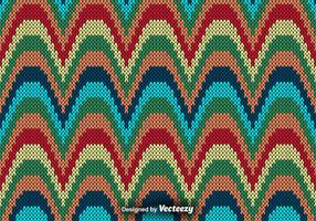 Knit Texture, Vector pattern