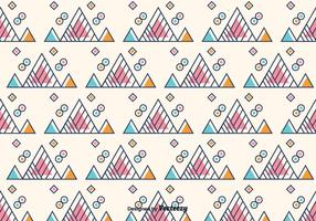 Free Triangle Geometric Background