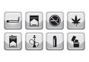 Free Smoking Icon Set