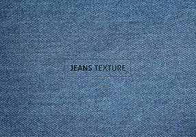 Free Vector Blue Jeans Texture