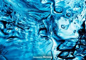 Vector Realistic Water Background