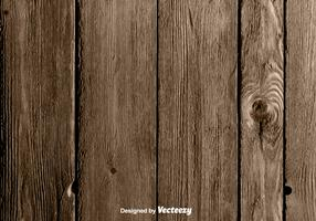 Vector Realistic Hardwood Background