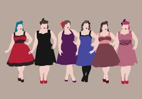 Plus Size Vector