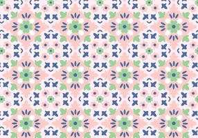 Mosaic Pastel Pattern
