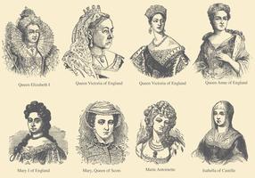 Queens Of Europe