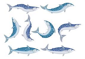 Mackerel icons