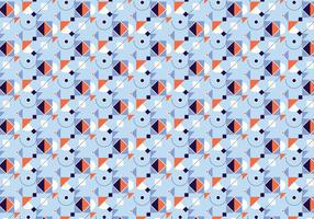 Square Geometric Pattern