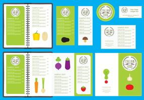 Italian Restaurant Menu Templates