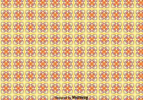 Traditional Portuguese Tiles Seamless Pattern