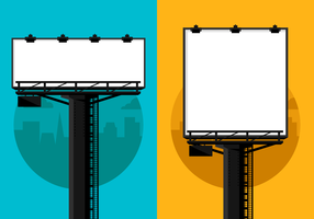 Hoarding Billboard Vectors