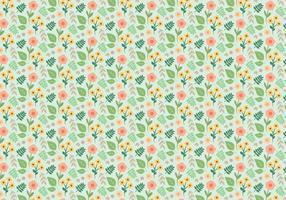 Plant Flower Pattern