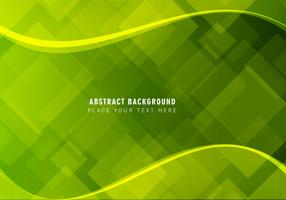 Free Vector Abstract Green Background