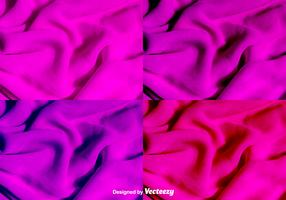 Pink And Purple Cloth Texture Vector Background