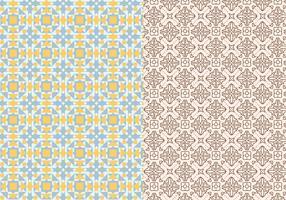 Ornamental Mosaic Pattern