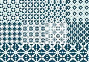 Portuguese Pattern Vector Pack