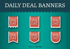 Deal Of The Day Vector Labels - Vector Discount Tags