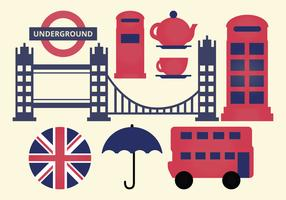 Vector London Elements