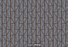 Abstract Gray Hardwood Planks Seamless Pattern