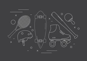 Free Sport Vector Icons
