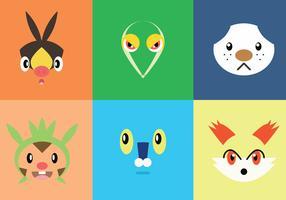Starter Pokémon II