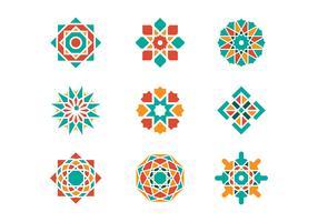 Free Arabesque Graphic Vectors