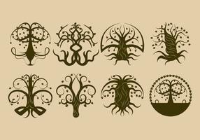 Free Celtic Tree Vector