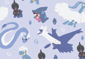 Dragon Type Pattern