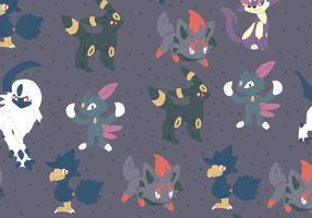 Sinister Type Pattern